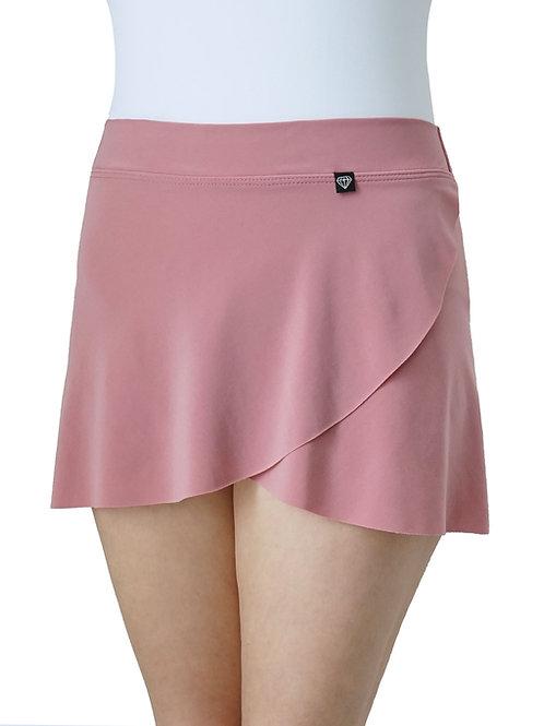 Petal Skirt: Rose