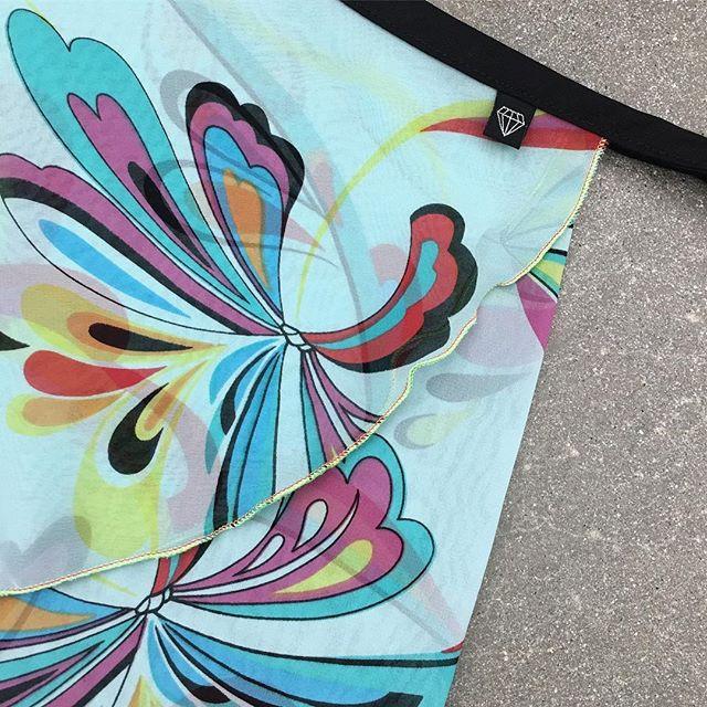Groovy Wrap Skirt