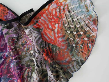 6 New Wrap Skirt Prints!