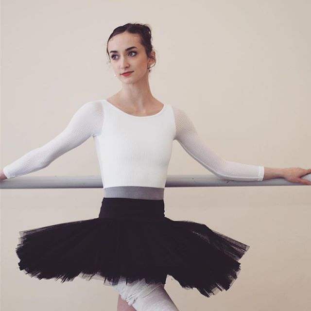 a7b67b5ce Jessica McCann of Pittsburgh Ballet Theatre in the Royal leotard ...