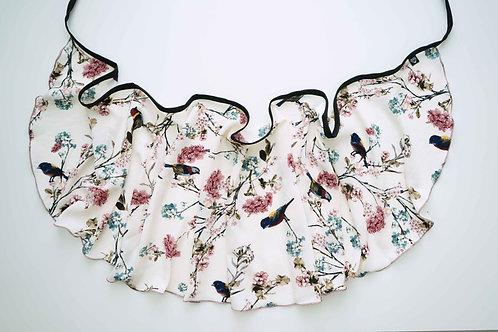 WS193 Wrap Skirt: Bye Bye Birdie