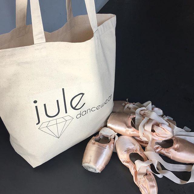 Jule Dancewear Tote Bag