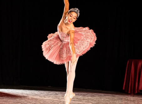 Master Class: Ballet Barre with Chloe Watson