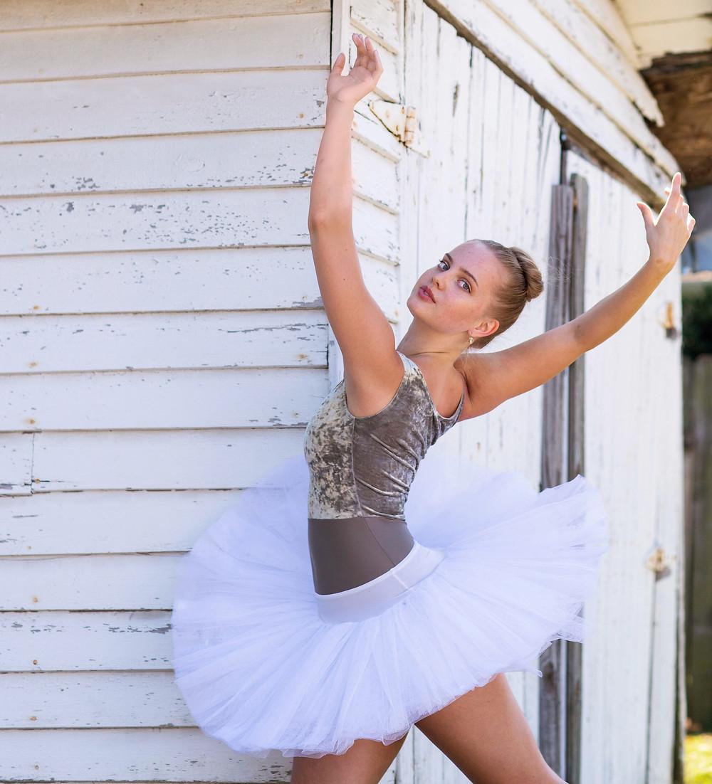 Gena Nelson in Jule Dancewear