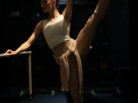 Pointe Magazine asks Julia Cinquemani for 10 Pro Tips on Warming Up