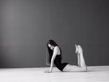 Stanislava Postnova of the Bolshoi Ballet in the Heart Leotard