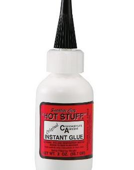 Jet Glue or Hot Stuff?