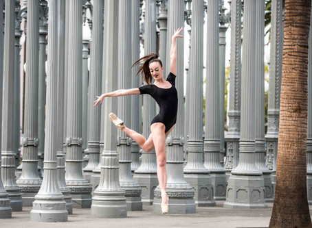 A Promenade en Pointe you'll have to see to believe!