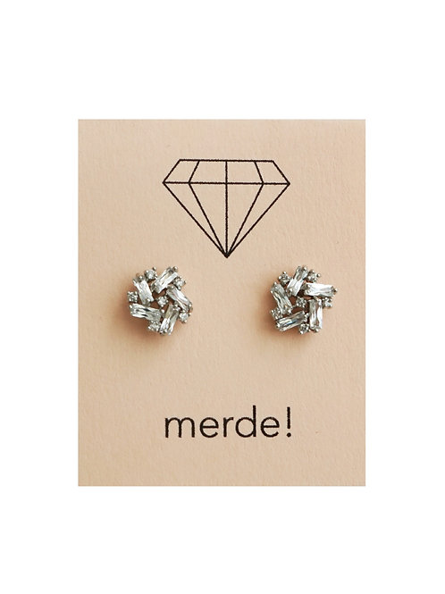 Old Hollywood Stage Earring