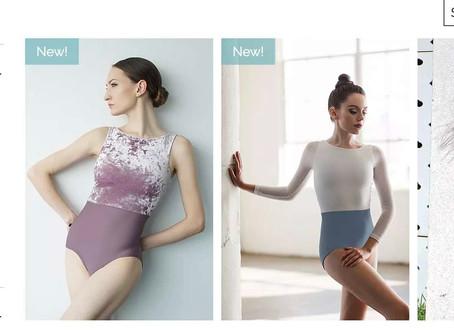 Dance Spirit Magazine on Supportive Leotards