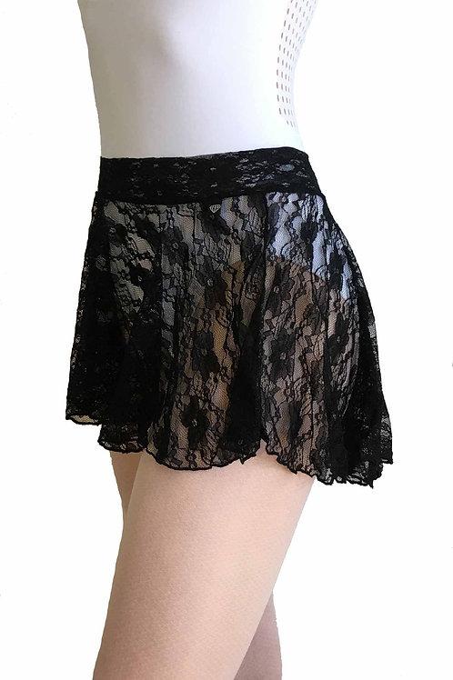 Flare: Black Lace