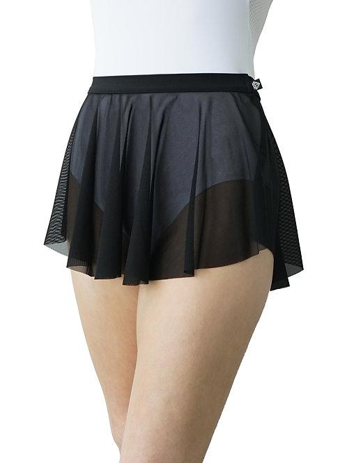 Meshie Skirt: Black