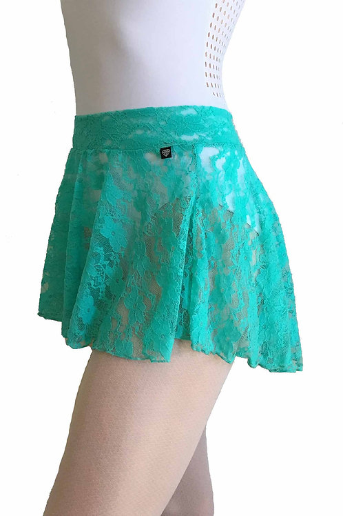 Flare: Mint Lace