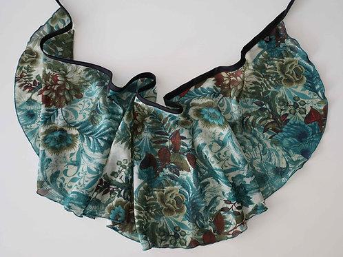 WS187 Wrap Skirt: Laguna