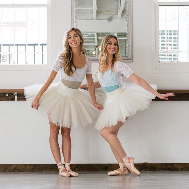 Beyond Ballerinas in Jule Dancewear Leotards