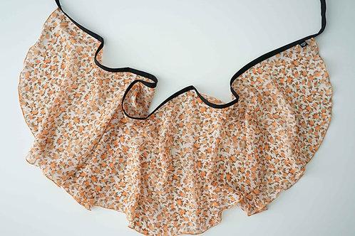 WS196 Wrap Skirt: Sienna