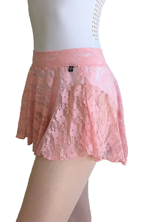 Flare: Light Pink Lace