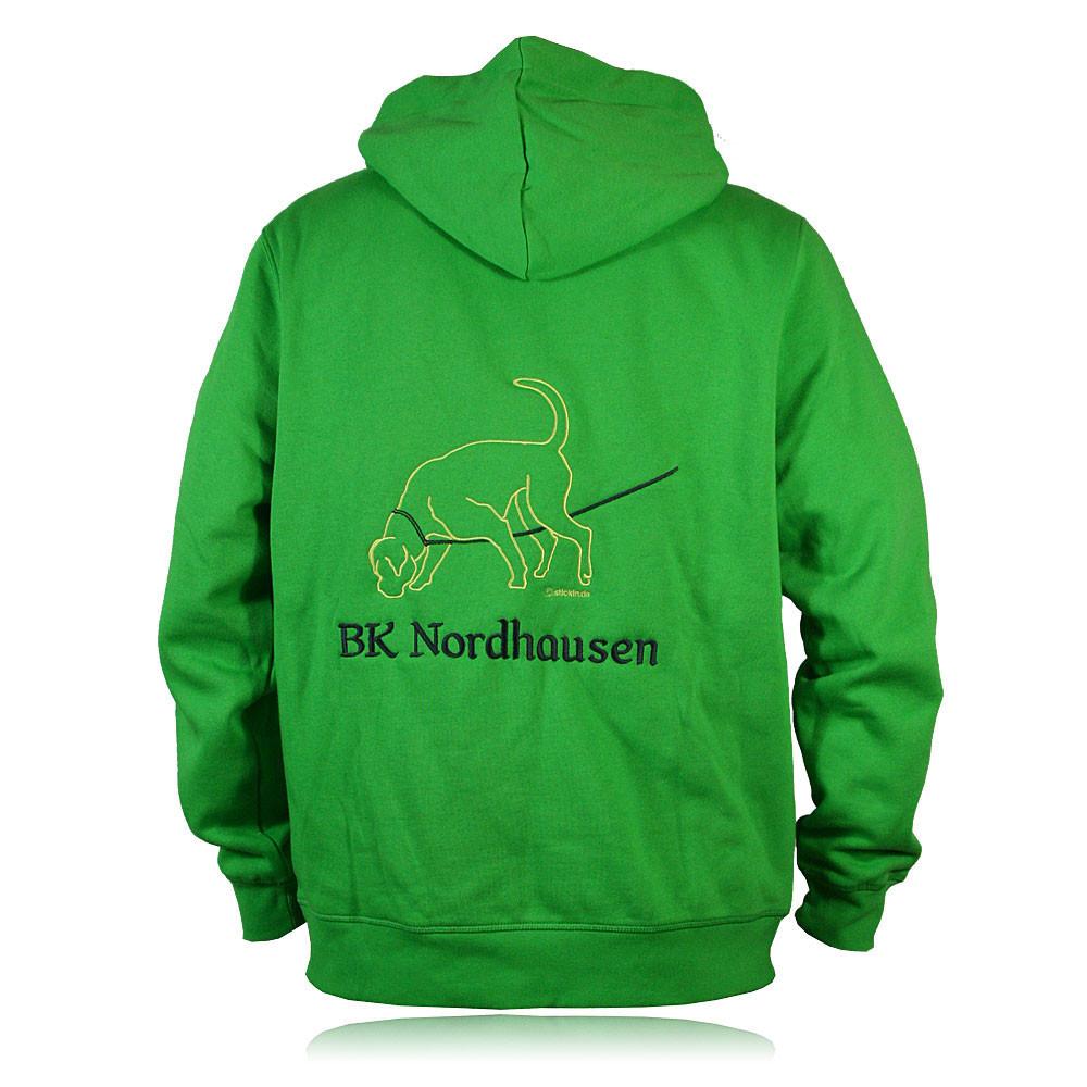 Kapuzen Hoodie mit Vereinsname