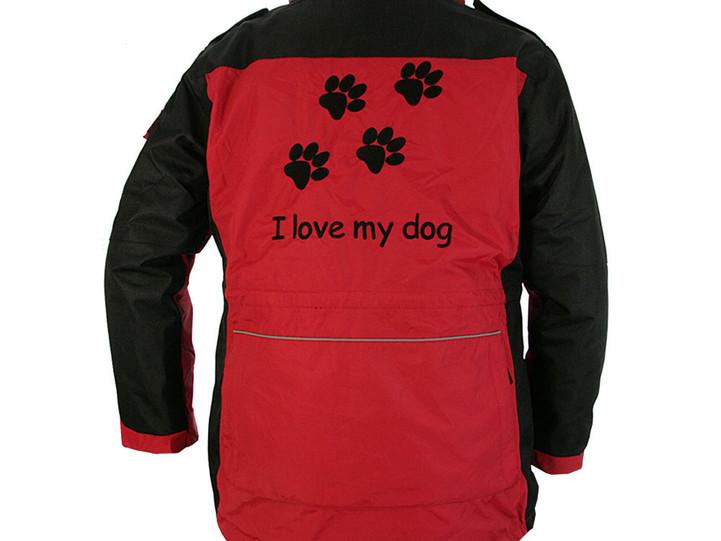 Dogsport Jacke Pinewood