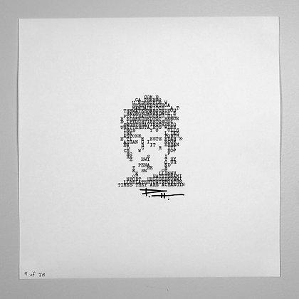 Original: Bob Dylan Edition of 38. #4