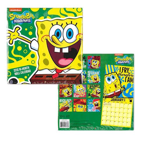 Spongebob Squarepants Wall Calendar