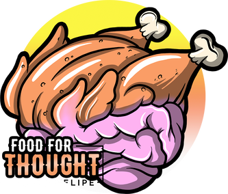 Food For Thought Podcast Logo