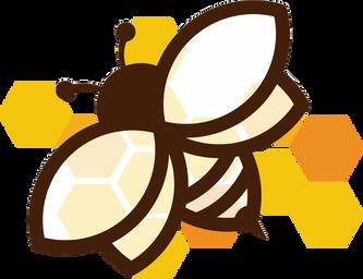 Worker Bee Restoration & Design Logo