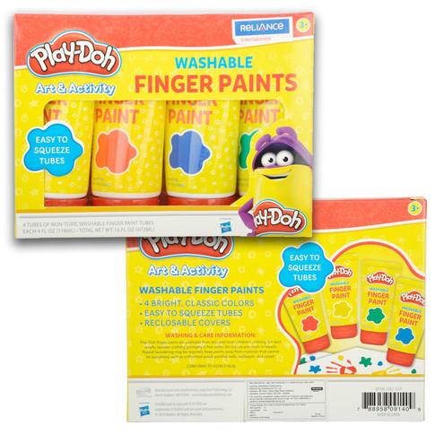 Play-Doh Washable Finger Paints