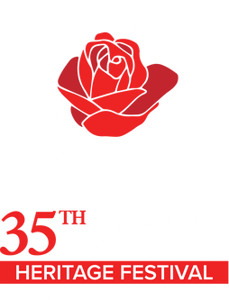 Bread and Roses 2019 Festival Logo