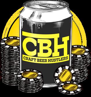 Craft Beer Hustlers Podcast Logo