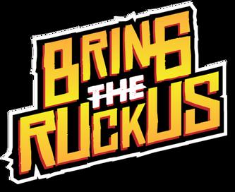 Bring The Ruckus Band Logo