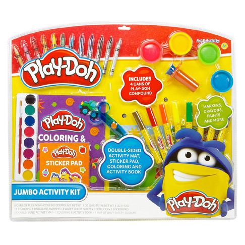 Play-Doh Jumbo Activity Set