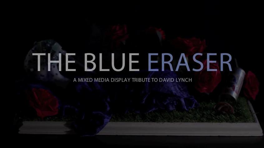 THE BLUE ERASER
