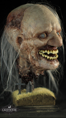 SCARY STORIES TO TELL WITH OUR FLESH SILICONE DELUXE DISPLAY