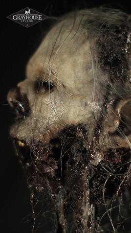 DELUXE SILICONE CADAVER HEAD