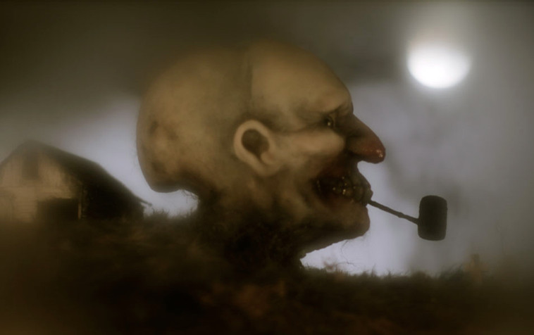 STRANGE & SCARY THINGS: A SCARY STORIES TO TELL IN THE DARK TRIBUTE
