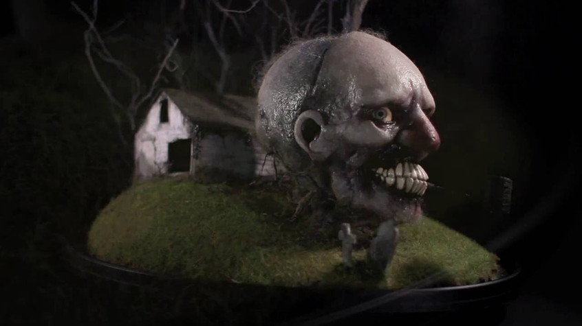 SCARY STORIES TO TELL IN THE DARK DIORAMA