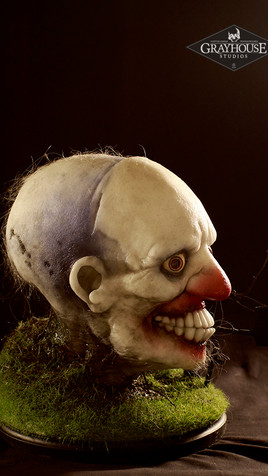 SCARY STORIES TO TELL IN THE DARK SILICONE DISPLAY #1