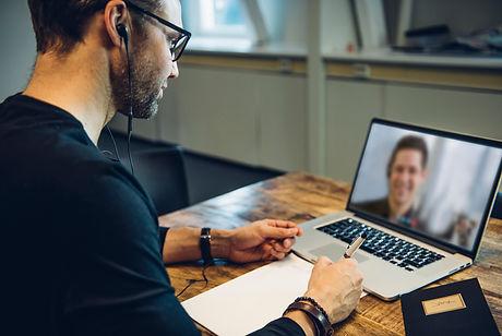 Skype coaching online