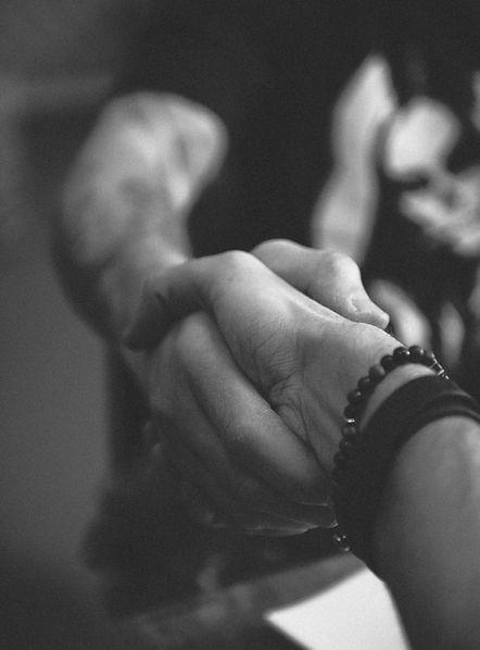 Förtroende coaching, överenskommelse, handslag