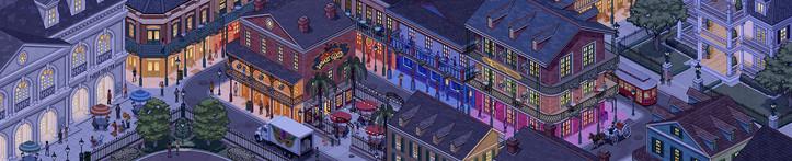 Nicki Minaj - New Orleans Exterior