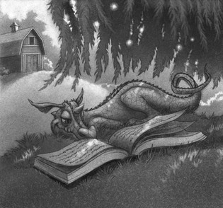 Dragon in the Sock Drawer Chapter Image