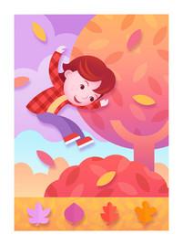 Autumn Kid