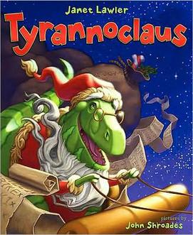 Tyrannoclaus Cover