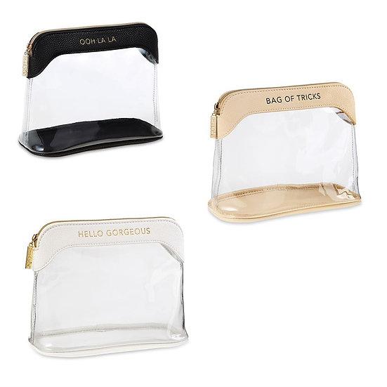Clear Make-Up Bag