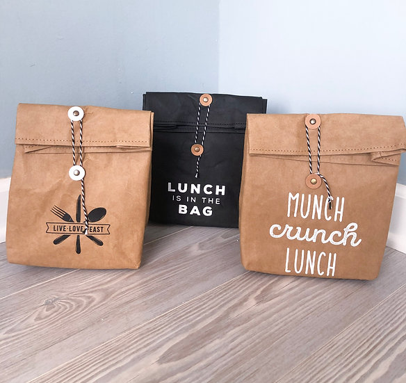 Kraft Paper Lunch Sack