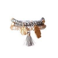 June Gray Bracelet