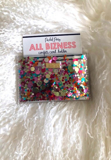 Packed Party Business Card Holder