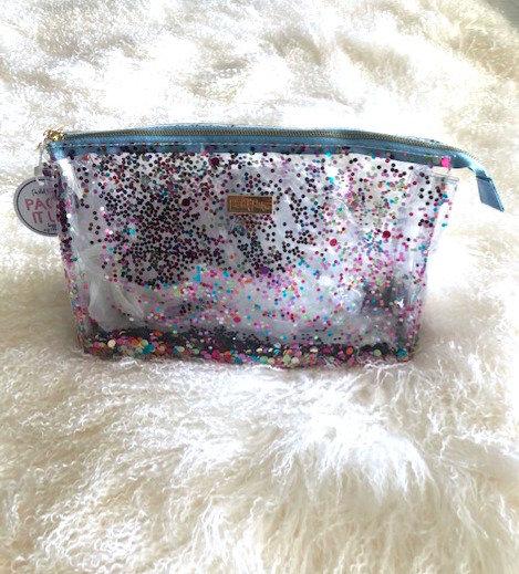 Packed Party Biggie Zip Cosmeitc Bag