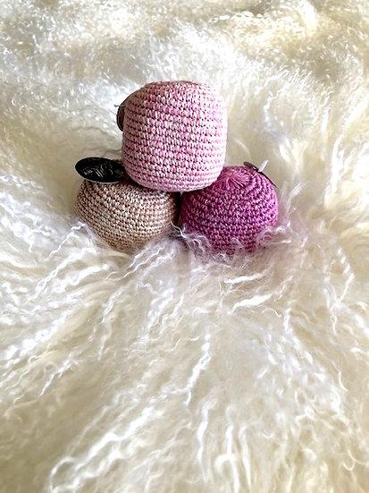 Crocheted Lavender Ball